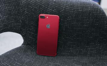 紅色iPhone 7與iPhone 7 Plus開箱影片來了!紅白配色有點怪解決方案
