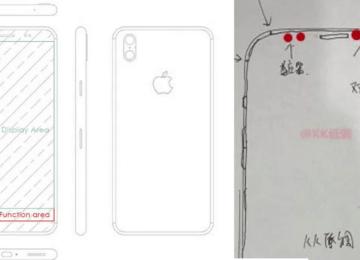 2017年新一代iPhone8爆料總匯!草圖與規格已經洩密
