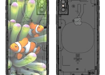 最新 iPhone 8 設計圖再度流出!出現無線充電設計