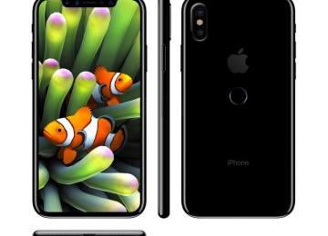 香港分析師堅持認為iPhone 8背面會有Touch ID