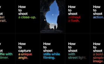 不會iPhone拍攝?Apple 設計了20個iPhone教學短片告訴你怎麼拍