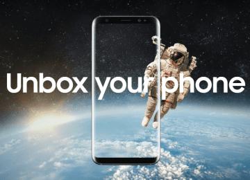 S8Edge 讓 iPhone 螢幕也能秒變 Galaxy S8 螢幕顯示