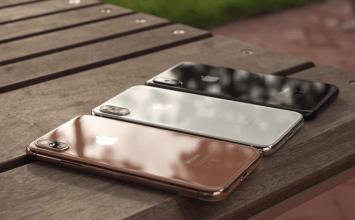 iPhone 8 第三種新顏色「腮紅金」模型機首度曝光