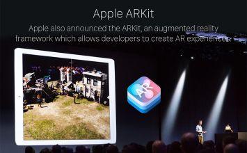 快速瞭解iOS 11上的ARKit可支援哪些iPhone與iPad硬體規格