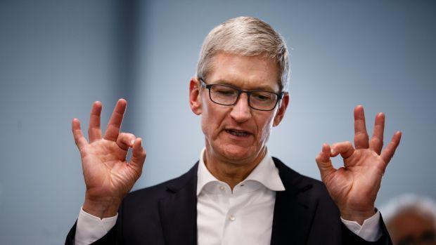 蘋果CEO庫克:後續iOS更新,會讓iPhone有「CPU效能調整」開關