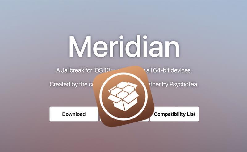 Meridian越獄開發者:Cydia已經差不多快完成