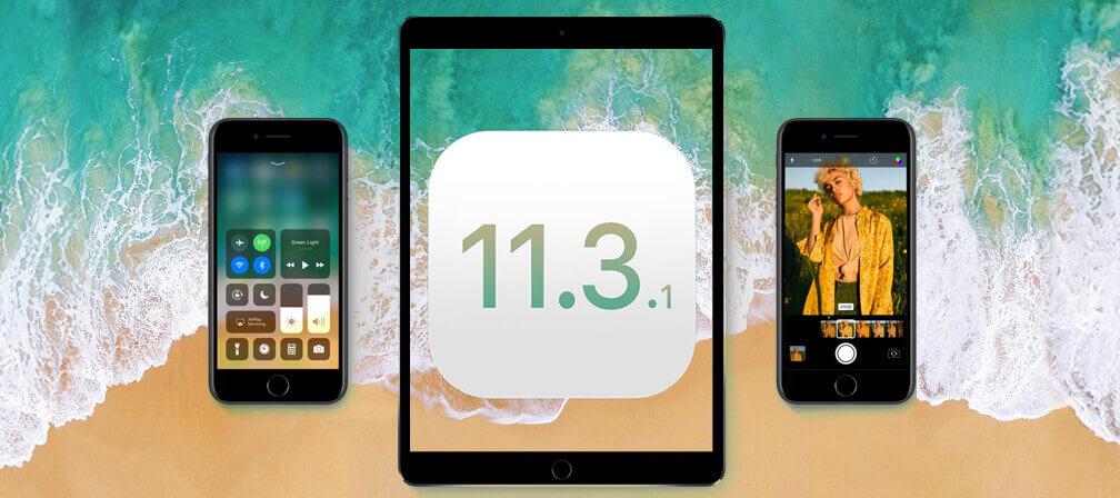 蘋果推出iOS 11.3.1修正更換iPhone 8非官方螢幕無法「觸控」問題