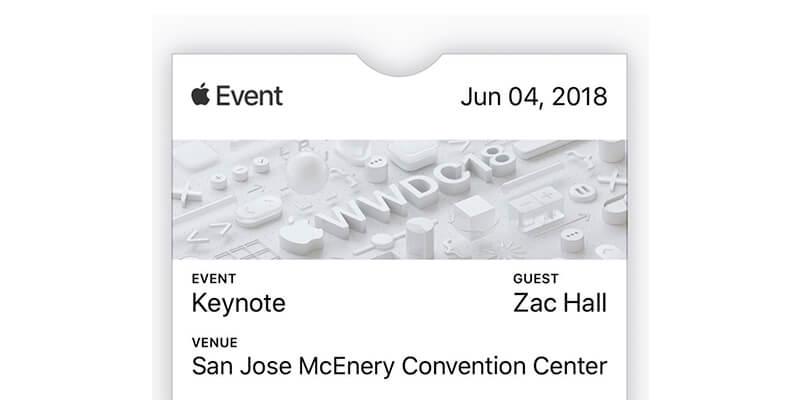 蘋果正式發送WWDC 2018邀請函,預告四大亮點即將到來