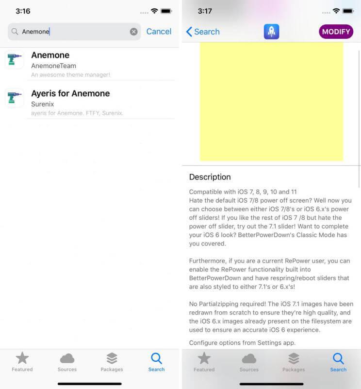 新一代越獄商店 Sileo 即將推出!iOS 11 Electra 越獄將捨棄 Cydia - 瘋先生