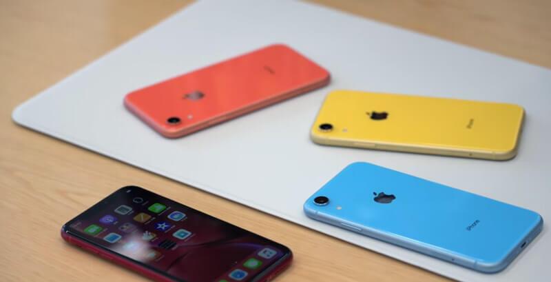 iPhone XR 什麼顏色好?多位YouTube用戶已經實際上手體驗感想 - 瘋先生