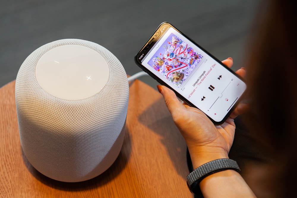 HomePod開箱評測:一款封閉又很奇特的智慧音箱,告訴你值不值得買 - 瘋先生