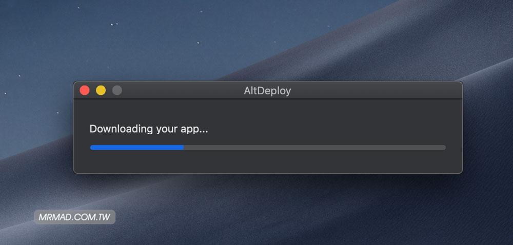 AltDeploy 真正Cydia Impactor替代品,透過電腦安裝未簽名APP技巧 - 瘋先生