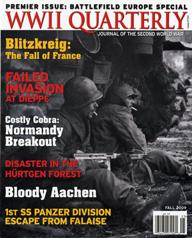 WWII Quarterly - 4x
