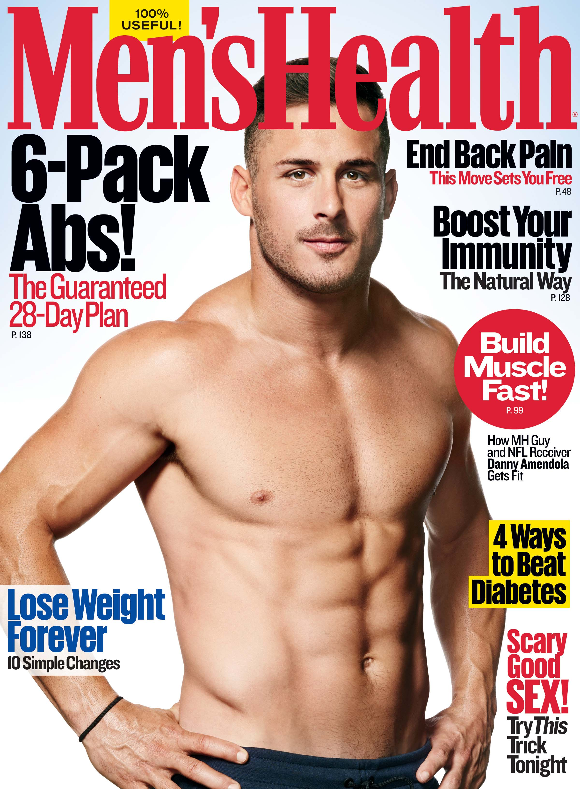 Matt Bean Comes Home Again To Mens Health Magazines Have Been And Always Will Be A Vibrant