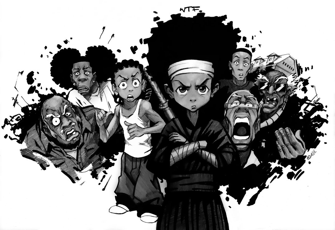 The Boondocks Retuns... Without Its Creator