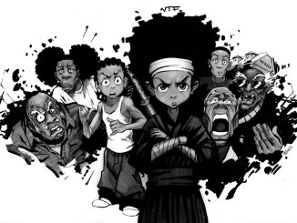 boondocks drawing