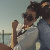 Shaggy ft Melissa Musique - If U Slip, U Slide (You Could Be Mine) (Video)