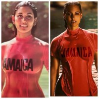 Alicia Keys Recreates Classic Jamaica Tourist Board Poster