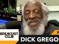 Dick Gregory On The Breakfast Club