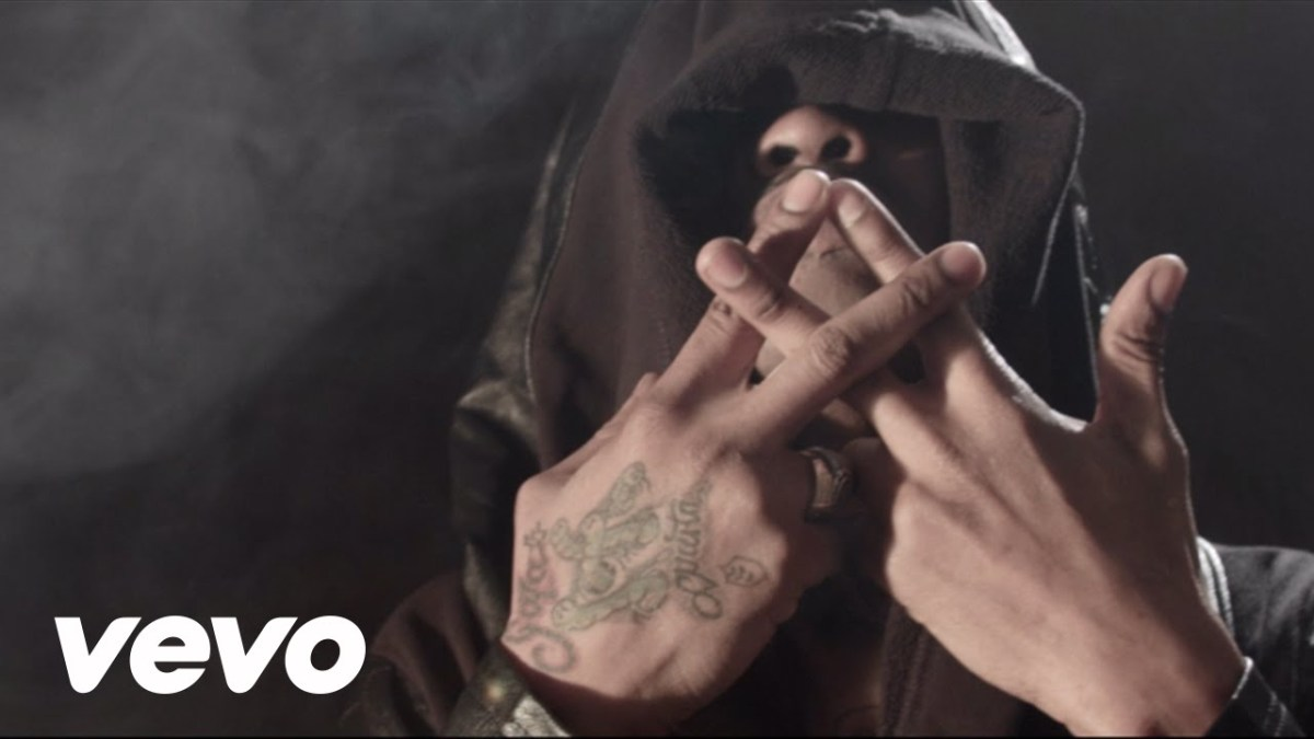 Tommy Lee Sparta - God's Eye (Music Video)