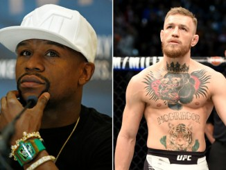 Floyd Mayweather Agrees to Fight Connor McGregor