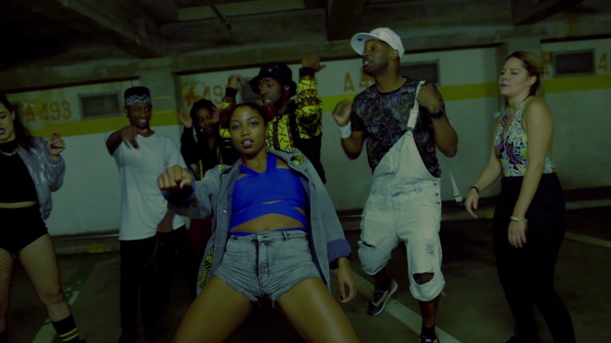 Konshens - React feat. Dj Mathematic (Music Video)