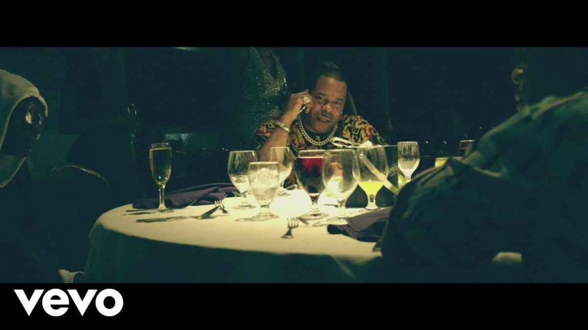 Busta Rhymes - Girlfriend ft. Vybz Kartel, Tory Lanez (Music Video)