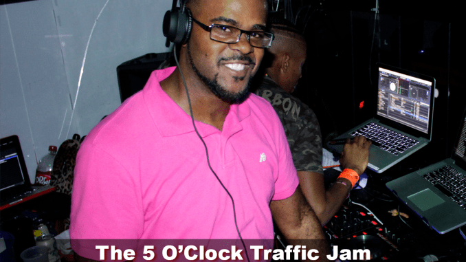 The 5 O'Clock Traffic Jam 20180604 featuring Gainesville's #1 DJ, Mr. Magnum on Magic 101.3