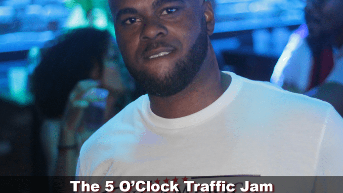 The 5 O'Clock Traffic Jam 20180615 featuring Gainesville's #1 DJ, Mr. Magnum on Magic 101.3