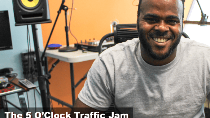The 5 O'Clock Traffic Jam 20180622 featuring Gainesville's #1 DJ, Mr. Magnum on Magic 101.3