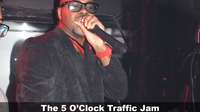 The 5 O'Clock Traffic Jam 20180629 featuring Gainesville's #1 DJ, Mr. Magnum on Magic 101.3