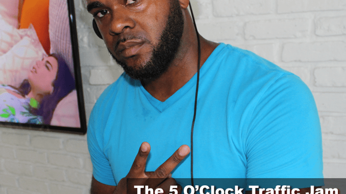 The 5 O'Clock Traffic Jam 20180808 featuring Gainesville's #1 DJ, Mr. Magnum on Magic 101.3