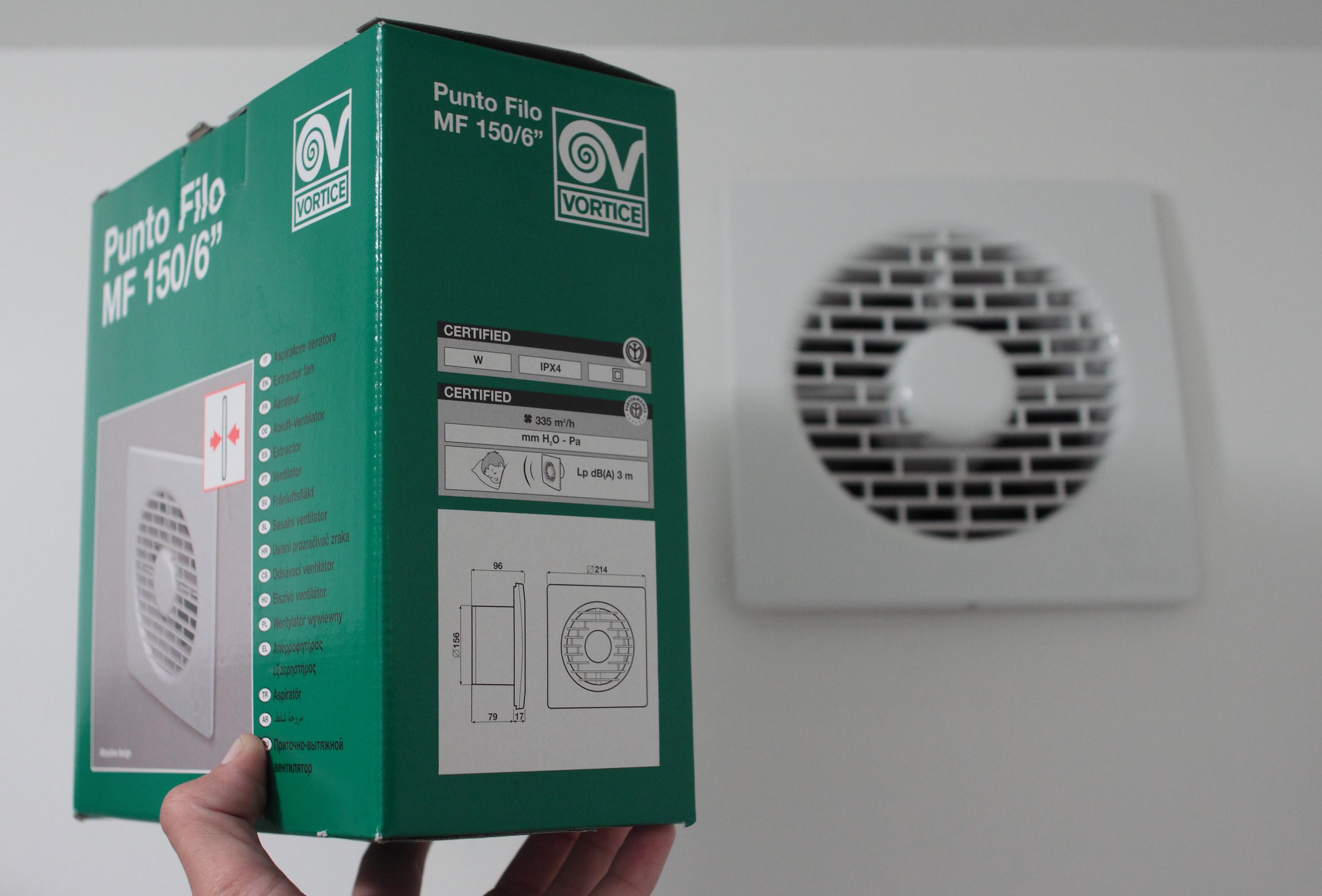 d i y darkroom ventilation fan