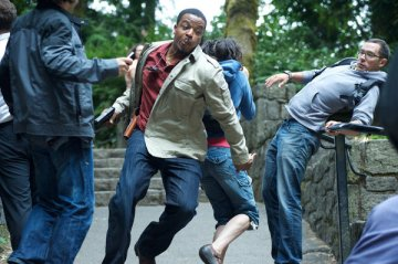 Russell Hornsby as Hank Griffin (Photo by Scott Green/NBC)