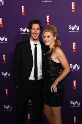 Haven's Eric Balfour and Emily Rose