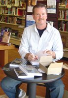 Jim Melvin, author, The Death Wizard Chronicles