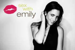 Sex With Emily, Emily Morse, logo