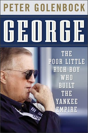 George: The Poor Little Rich Boy Who Built the Yankee Empire, author, Peter Golenbock, Mr. Media Interviews
