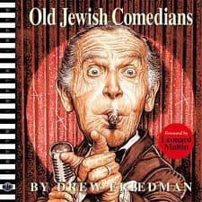 Drew Friedman, cartoonist, Old Jewish Comedians, Mr. Media Interviews