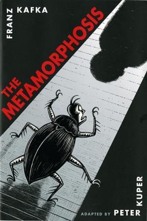 Kafka The Metamorphosis by Peter Kuper, graphic novelist, Mr. Media Interviews