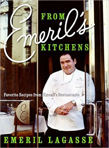 From Emeril's Kitchens: Favorite Recipes from Emeril's Restaurants, Mr. Media Interviews