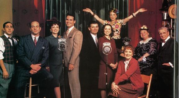 Cast, Remember WENN, AMC, Rupert Holmes, Mr. Media Interviews