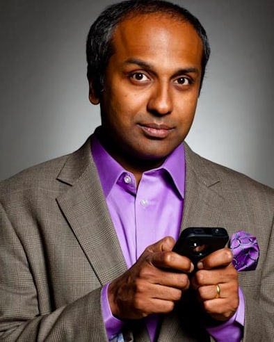 Sree Sreenivasan, Chief Digital Officer, Columbia University in the City of New York, Mr. Media Interview