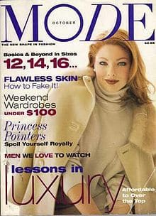 Mode magazine, October, 1998, Mr. Media Interviews
