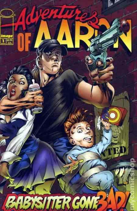 The Adventures of Aaron by Aaron Warner, cartoonist, Mr. Media Interviews
