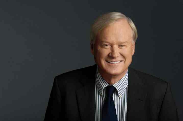 Chris Matthews, host of 'Hardball' on MSNBC (Photo: MSNBC)