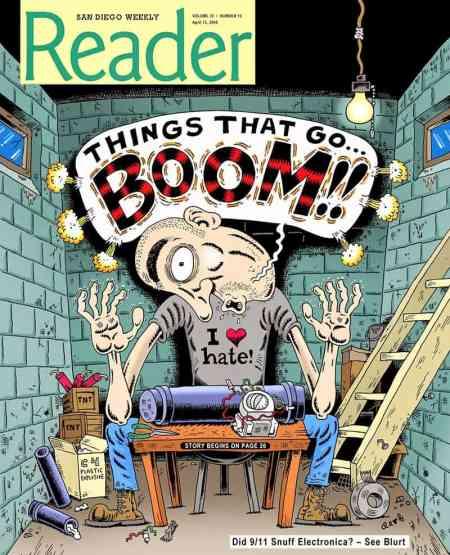 San Diego Reader, alt-weekly newspapers, Mr. Media Interviews