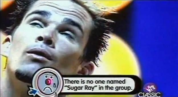Sugar Ray music video, VH1, Pop-Ip Video, Mr. Media Interviews