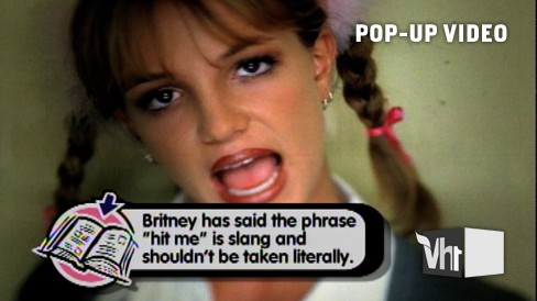 Pop-Up Video, VH1, Britney Spears music video, Mr. Media Interviews
