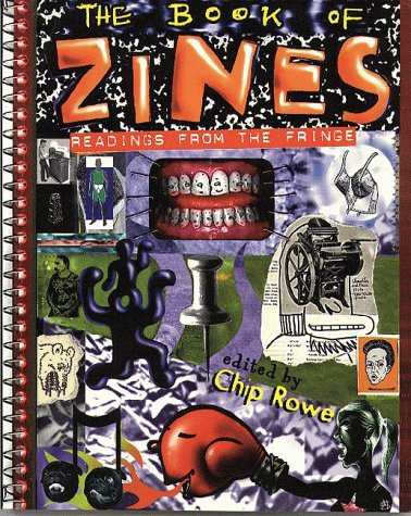 The Book of Zines, Chip Rowe, Editor, Mr. Media Interviews